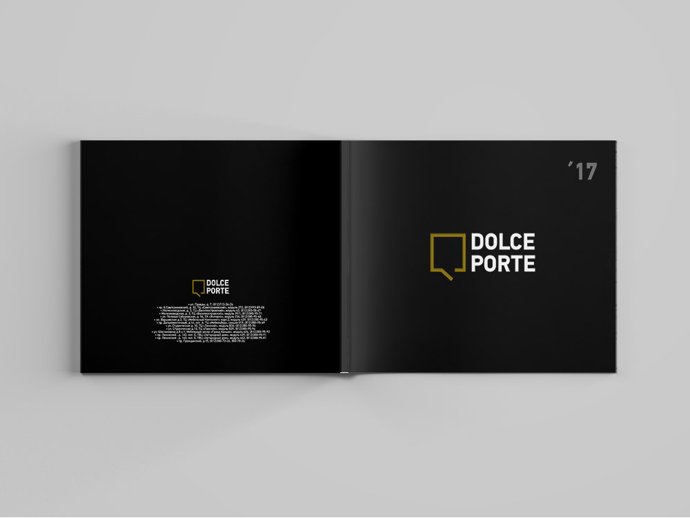 Каталог Dolce Porte